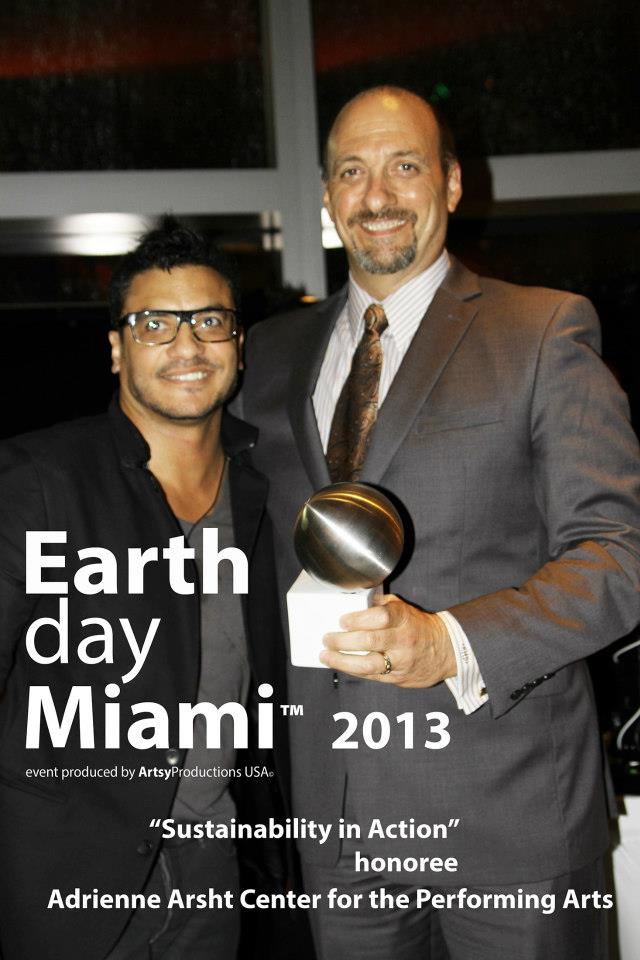 Earth Day Miami, Adrienne Arsht Center for the Performing Arts