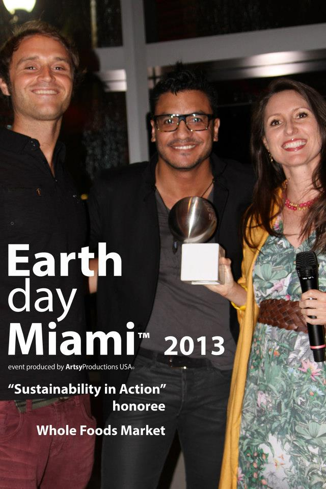 Earth Day Miami, Whole Foods Market