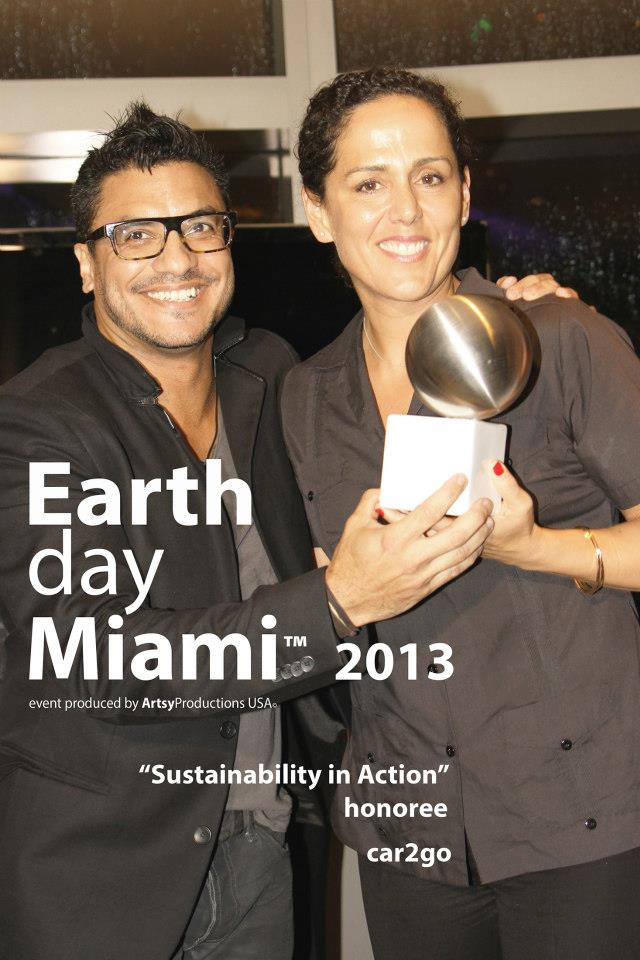 Earth Day Miami, Car2go